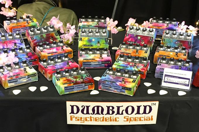 PSYCHEDELIC DUMBLOIID